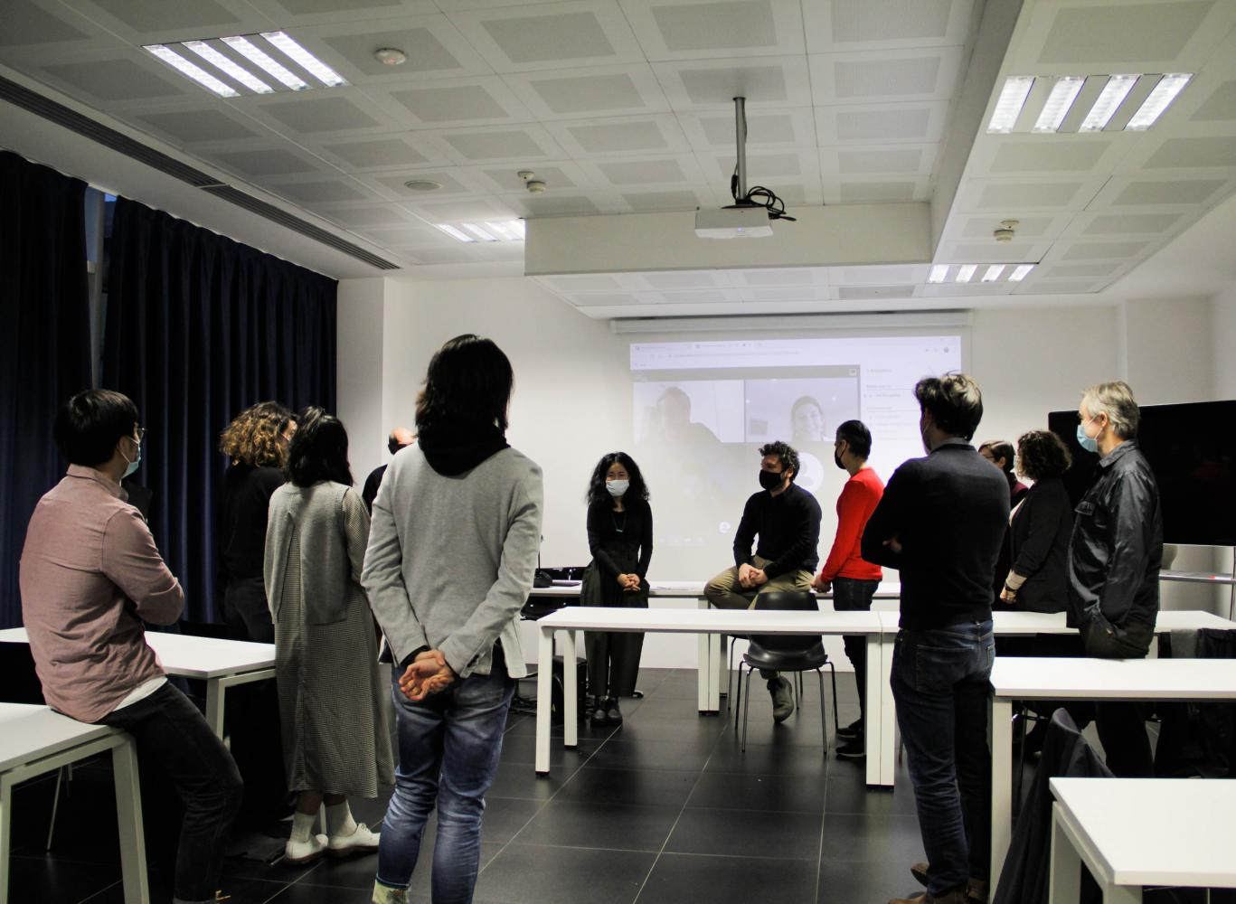 rooms for laurameroni project workshop in partnership with domus academy