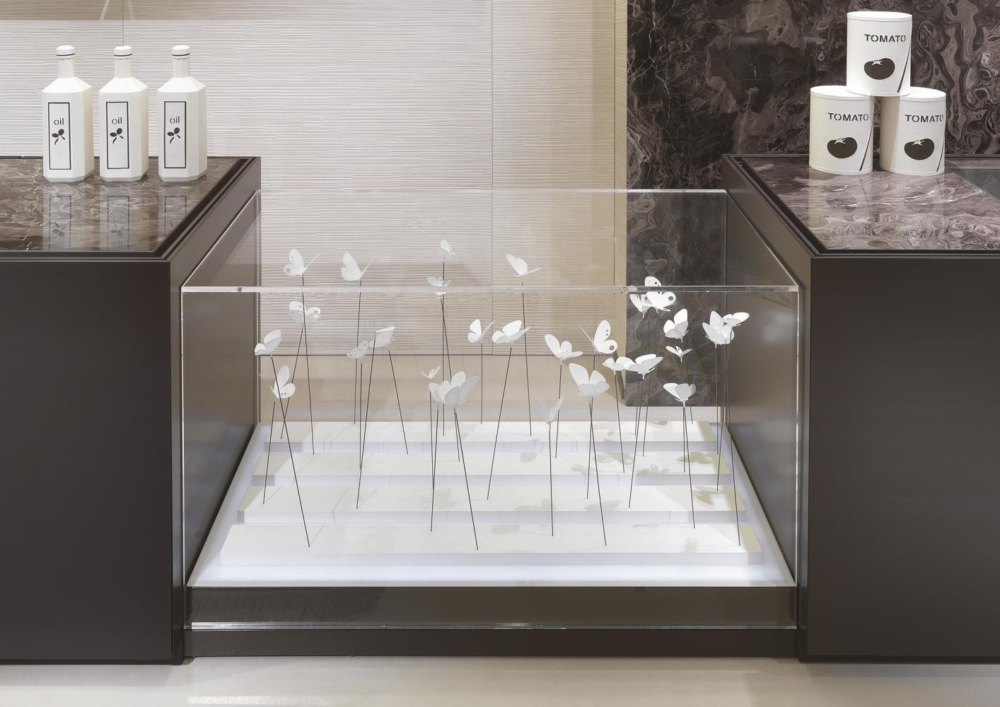 Laurameroni luxury modern made to measure bespoke modular kitchen for contemporary interior decor and design