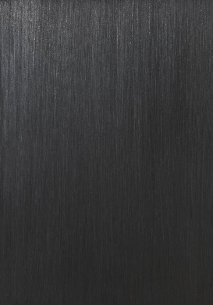 Brushed Matt Lacquered black