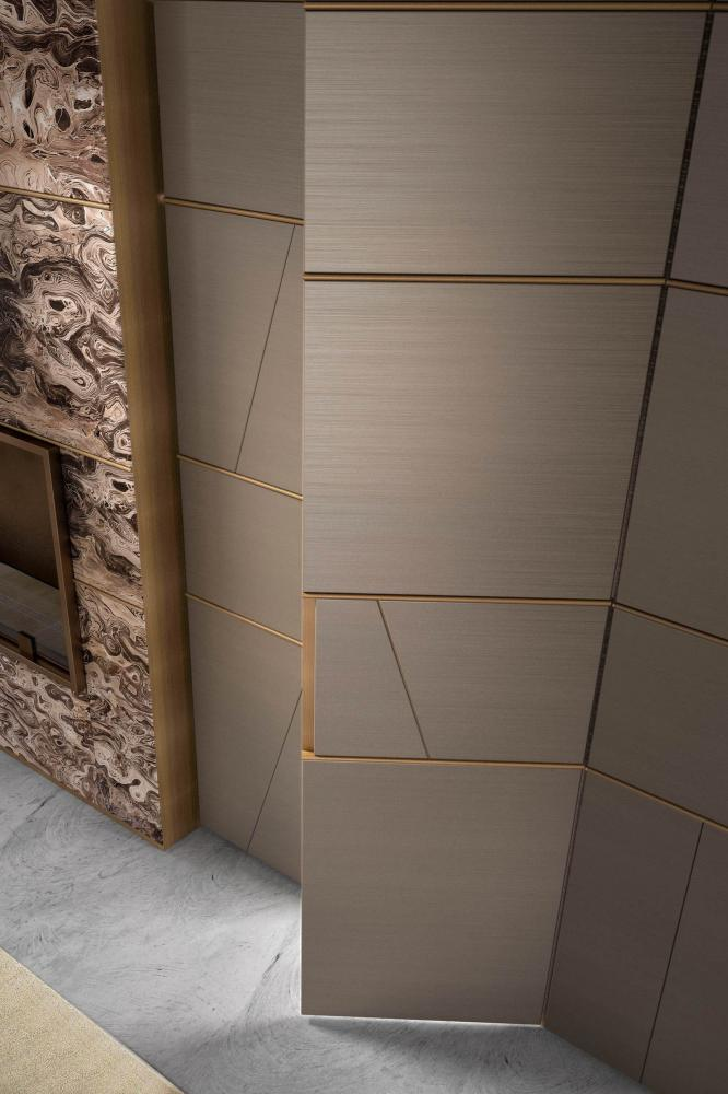 Laurameroni luxury modern made to measure bespoke furniture for contemporary interior bedroom decor and design