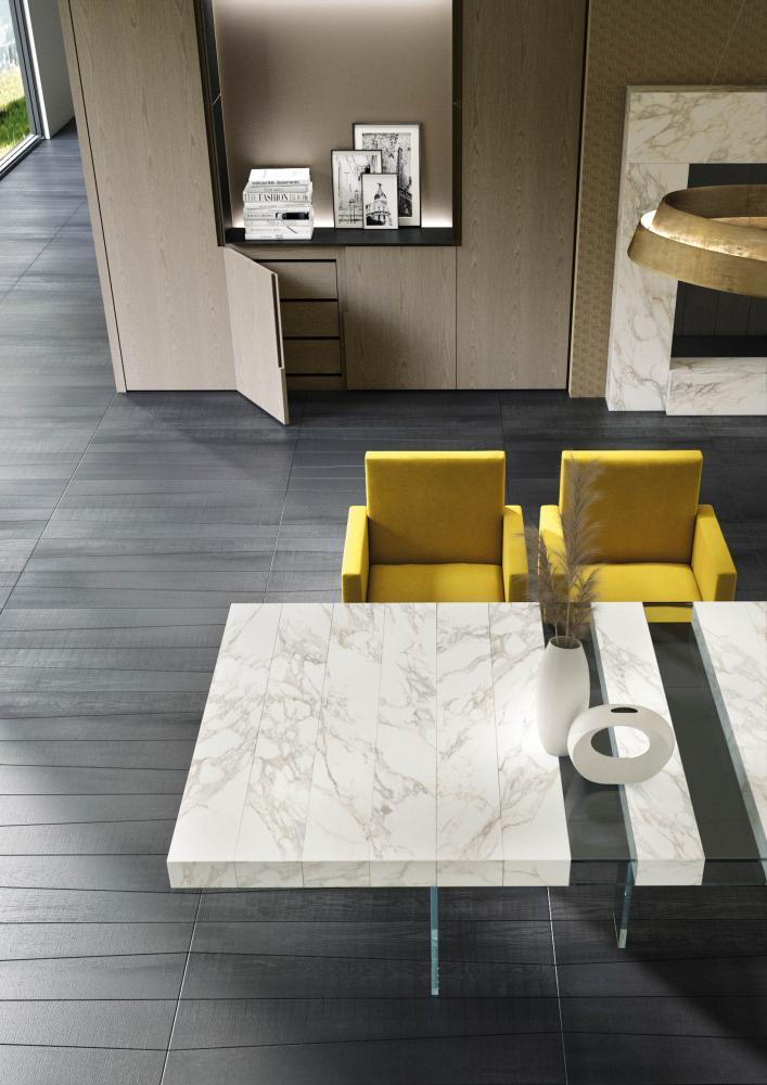 Laurameroni luxury modern made to measure marble tables for contemporary interior decor and design