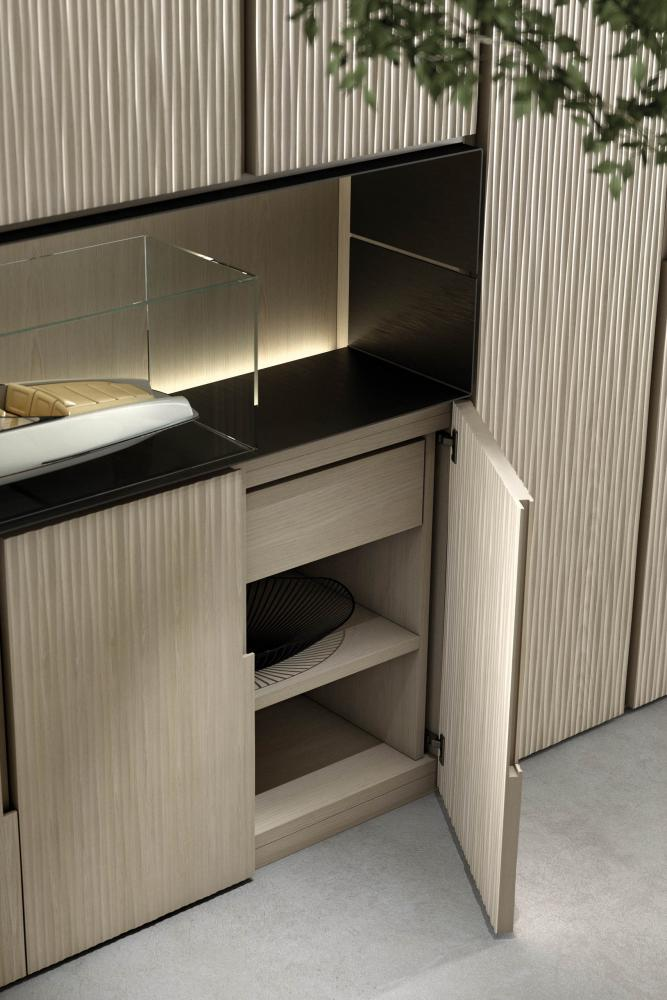 Onda bespoke project for a modular customizable day systems unit
