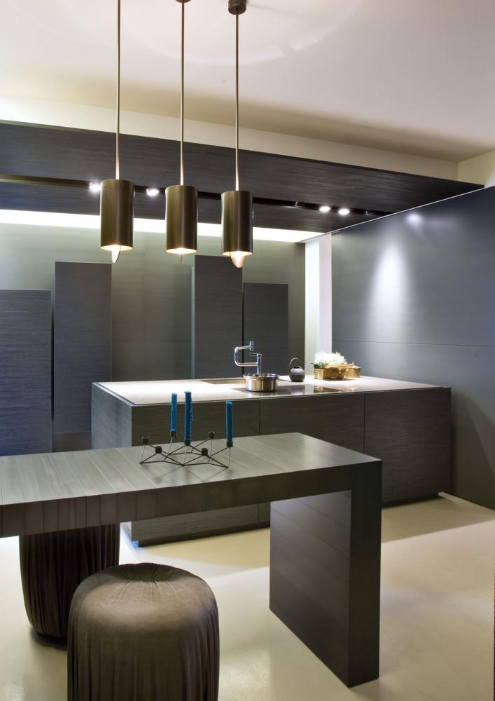 Bespoke luxury modern kitchen