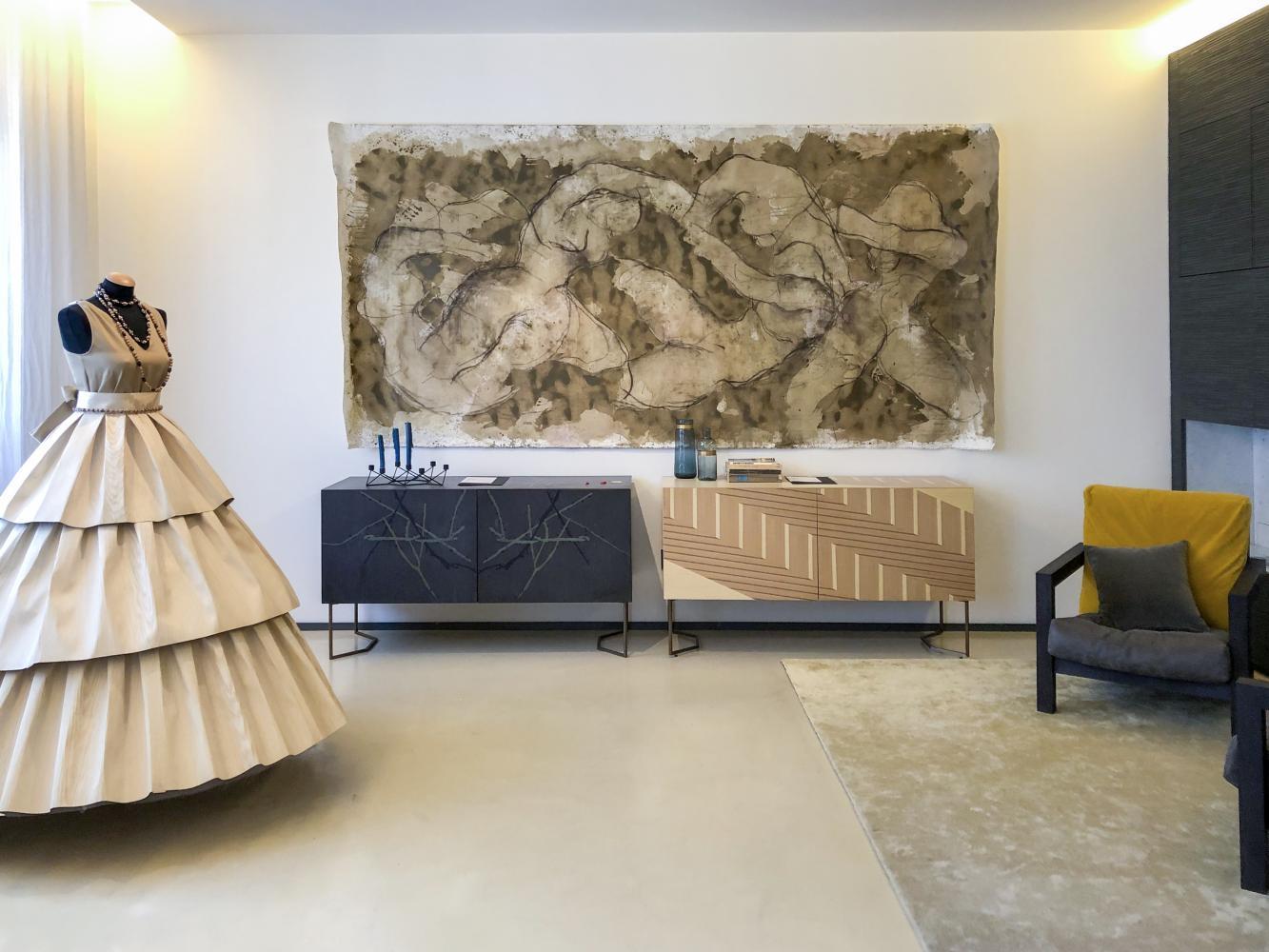 intarsia la magia del legno event milan design city 2020