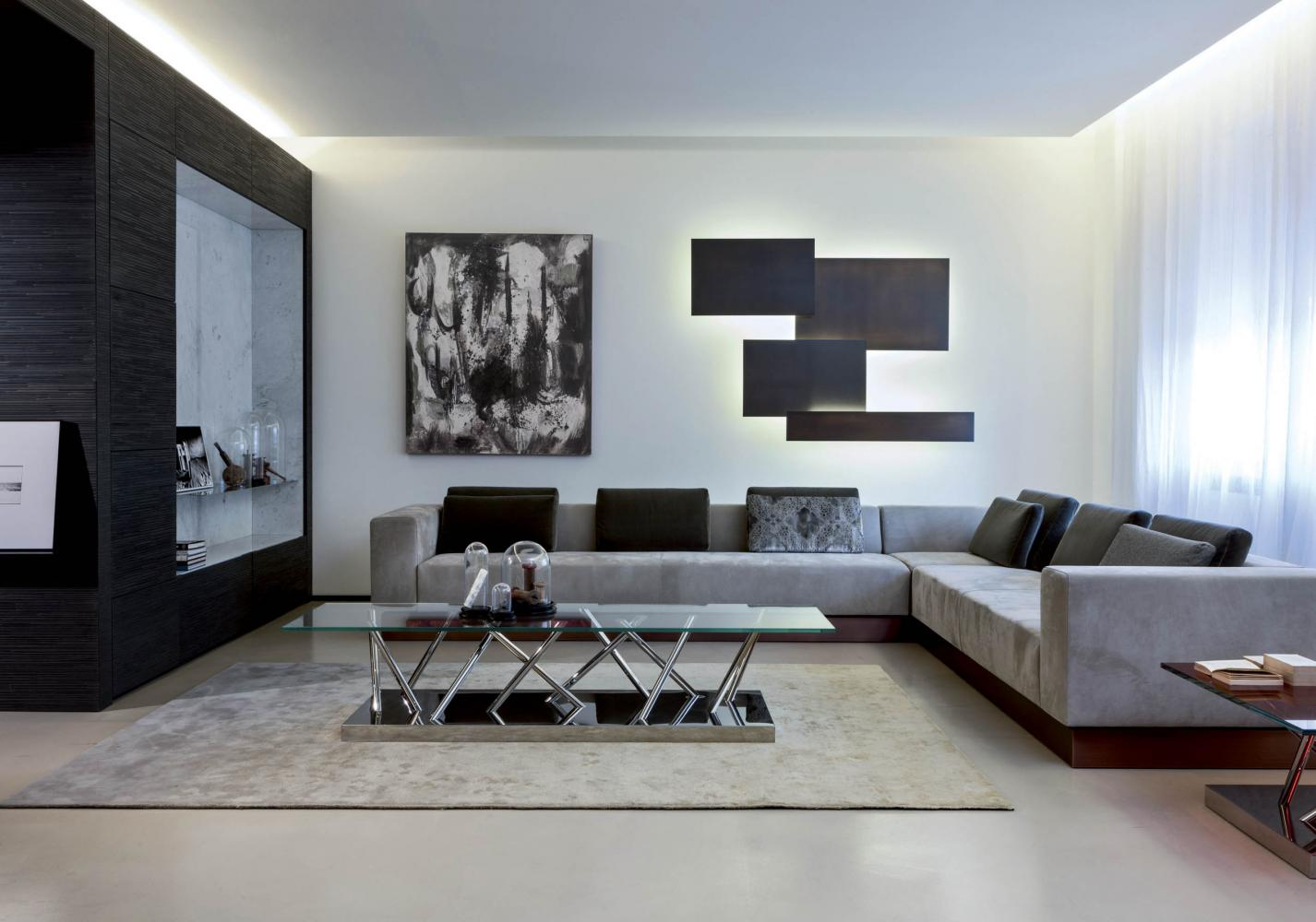 Custom made modern design wall panels with Decor carved wood texture
