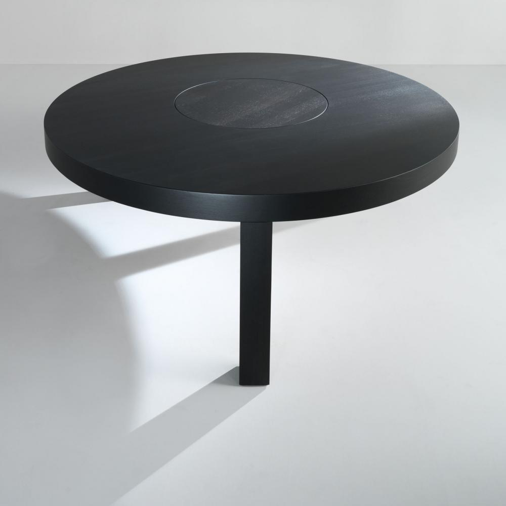 Custom made rectangular, square or round modern table in wood
