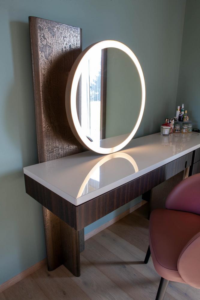 Luxury private villa in Como, interior design by Laurameroni Design Collection