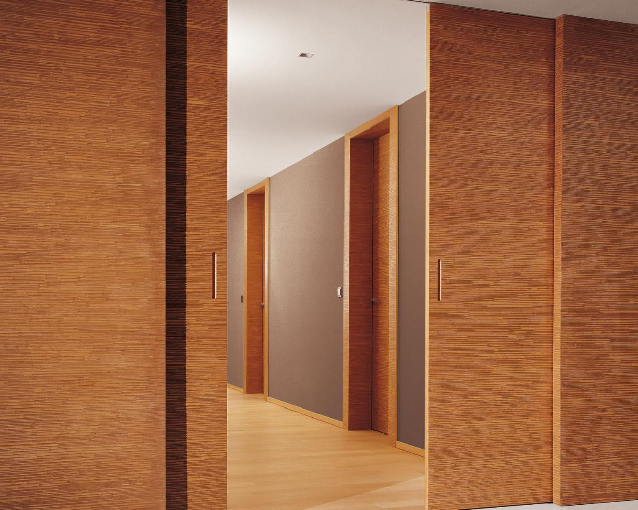 Laurameroni funishing a luxury modern corporate office in Bolzano for an exlusive interior design and working space