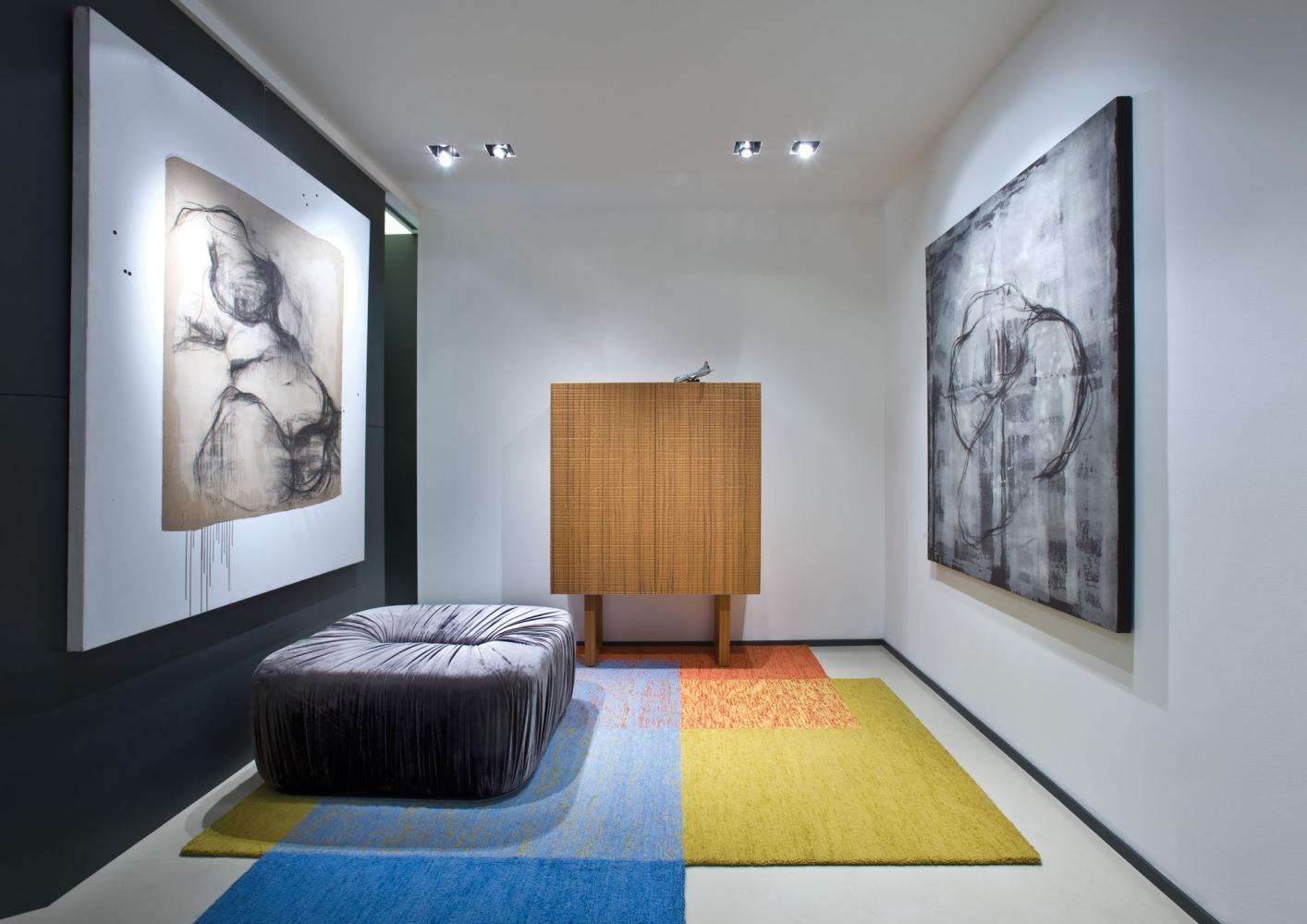 Laurameroni Design Showroom in Milan Durini for a luxury modern decor inspiration