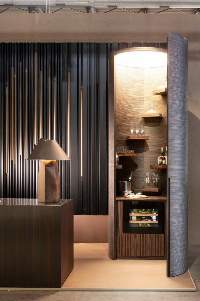 Laurameroni at Supersalone Milan September 2021 Luxury Furniture Exhibition