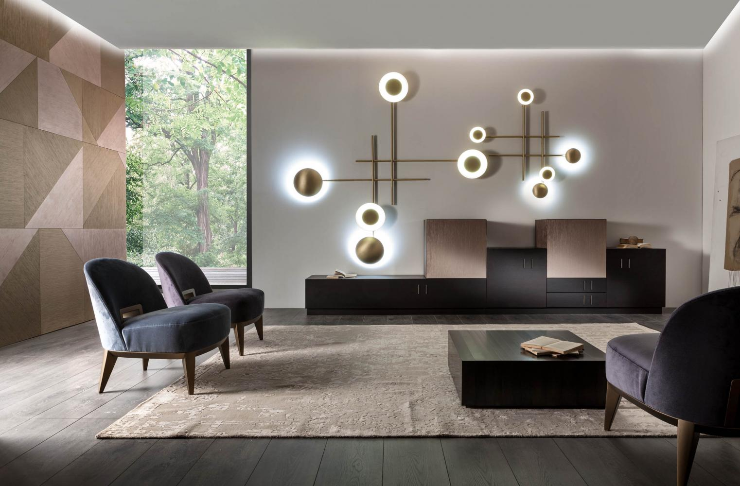 tatami decorative geometric modern wall panelling system for luxury living interior decoration
