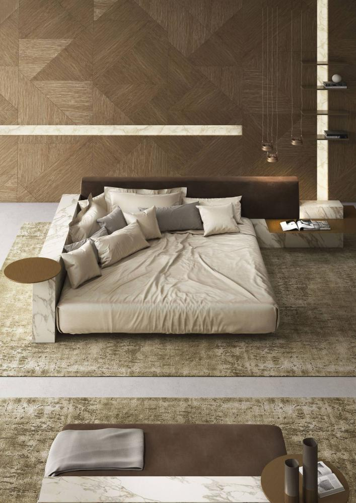 tatami decorative geometric modern wall panelling system for luxury bedroom interior decoration
