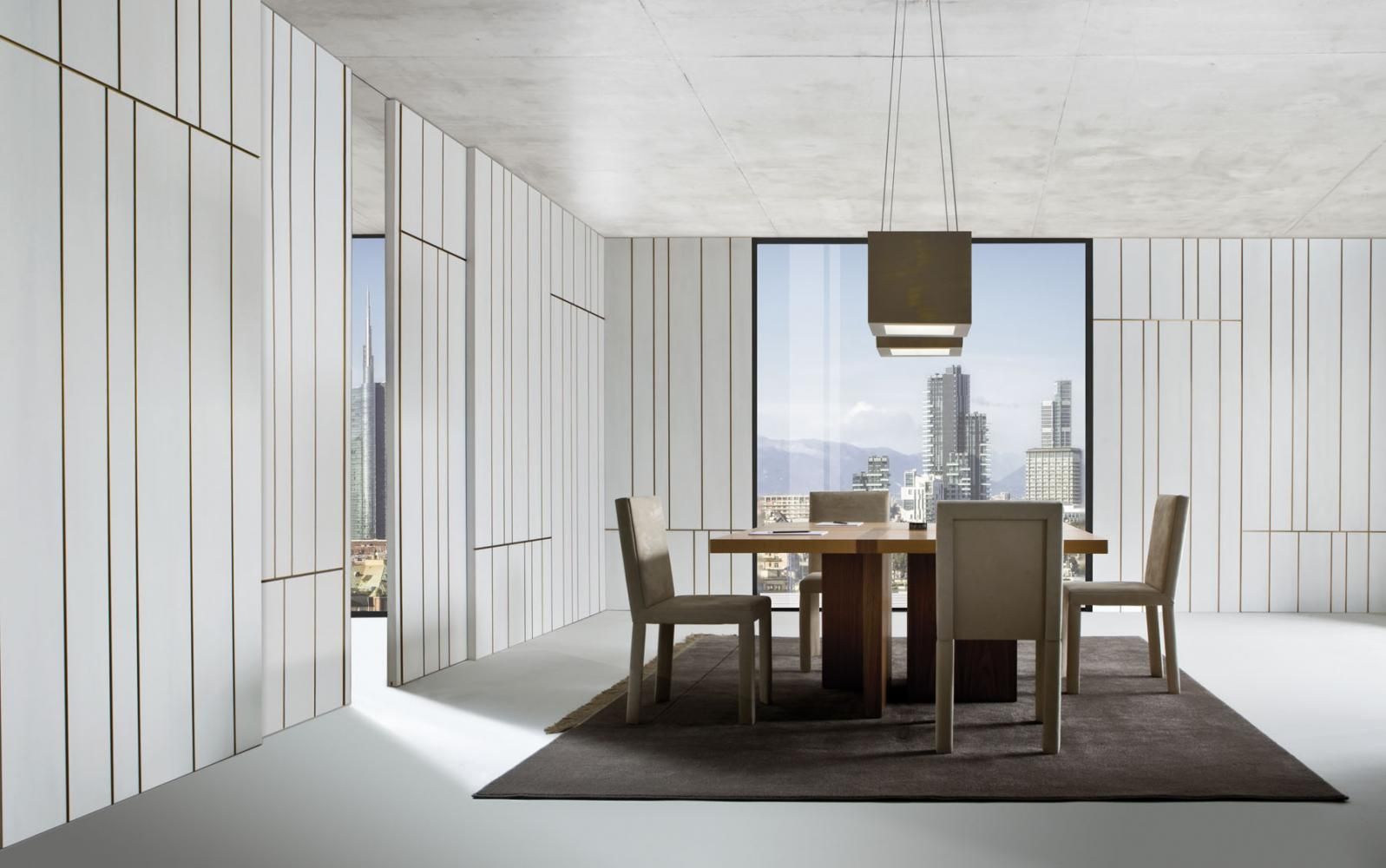 office wall panel. Line Is A Sophisticated Wall Panels System Characterized By Design Of Brass Lines That Elegantly Decorates The Wood Surface. Office Panel E