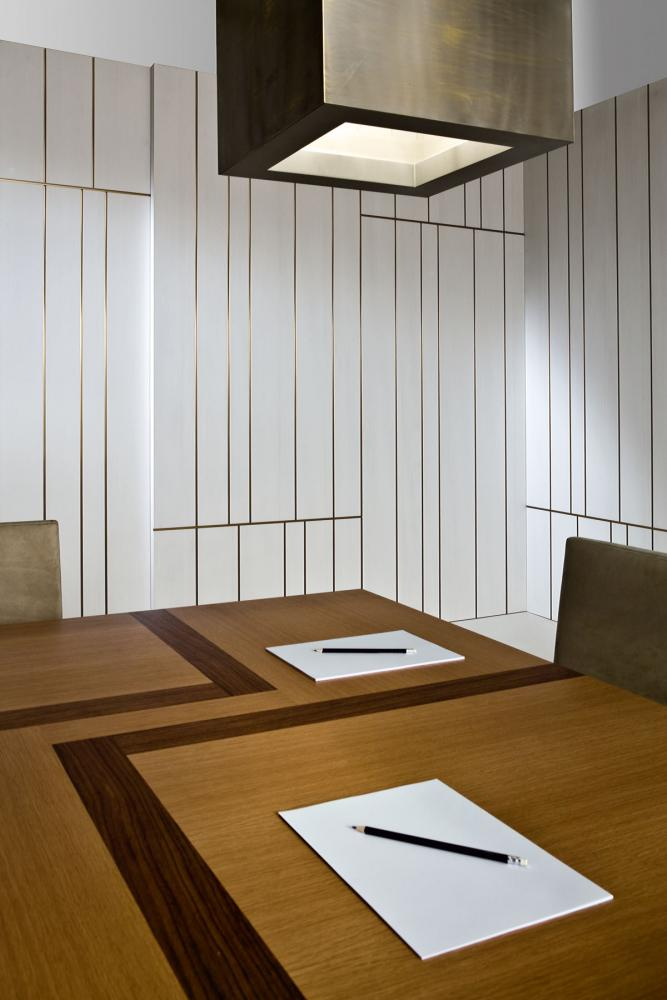 Wall Colours Combination: Office - Wall Panels - Line