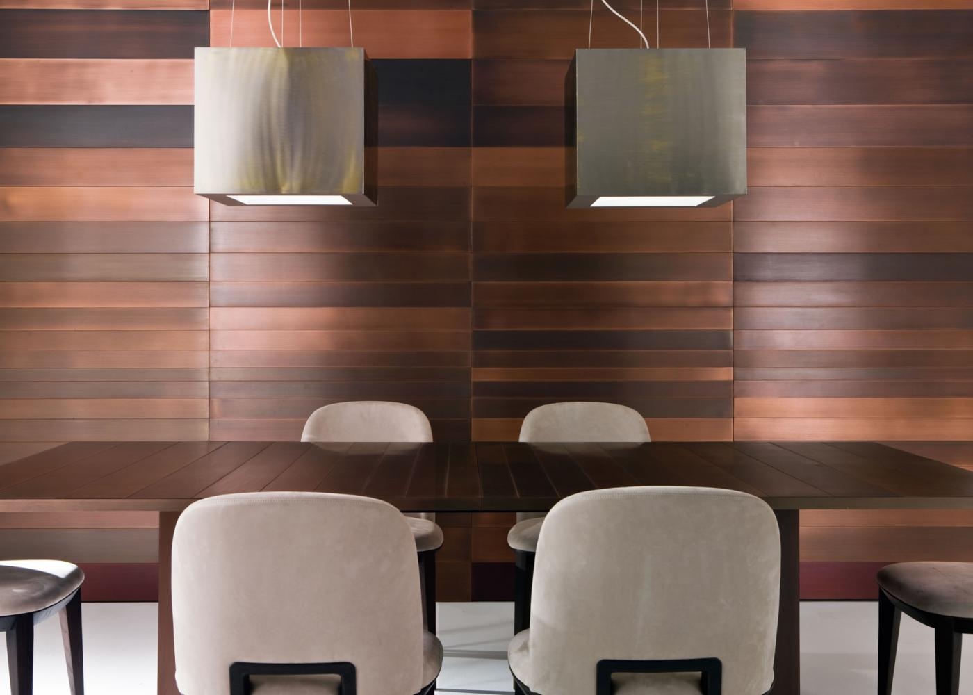 Stars Wall Panels Are Made Of The Finest Metals, Such As Brass, Copper,  Steel, And Black Iron U201ccenereu201d.