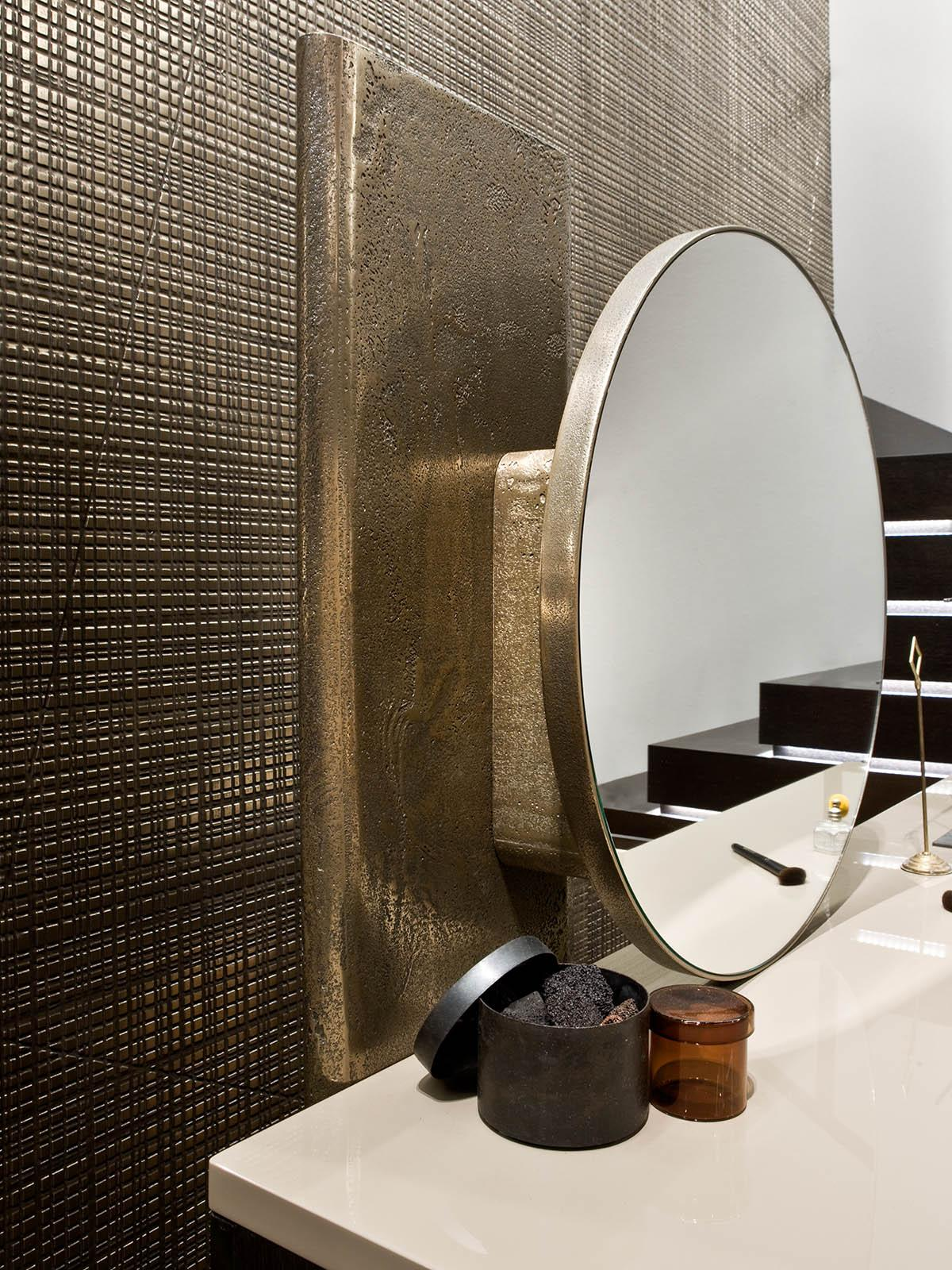 Outfit Vanity Customized Vanity Console With Mirror Laurameroni