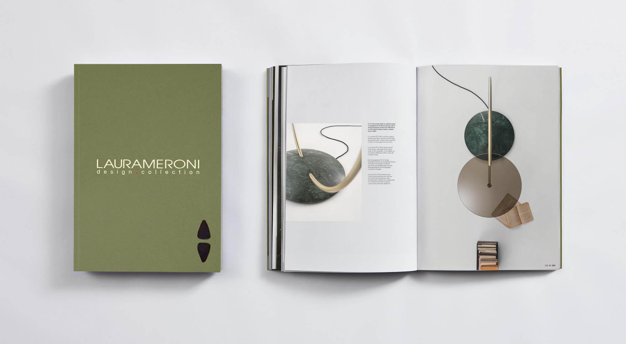 laurameroni design collection luxury furniture catalogue free download