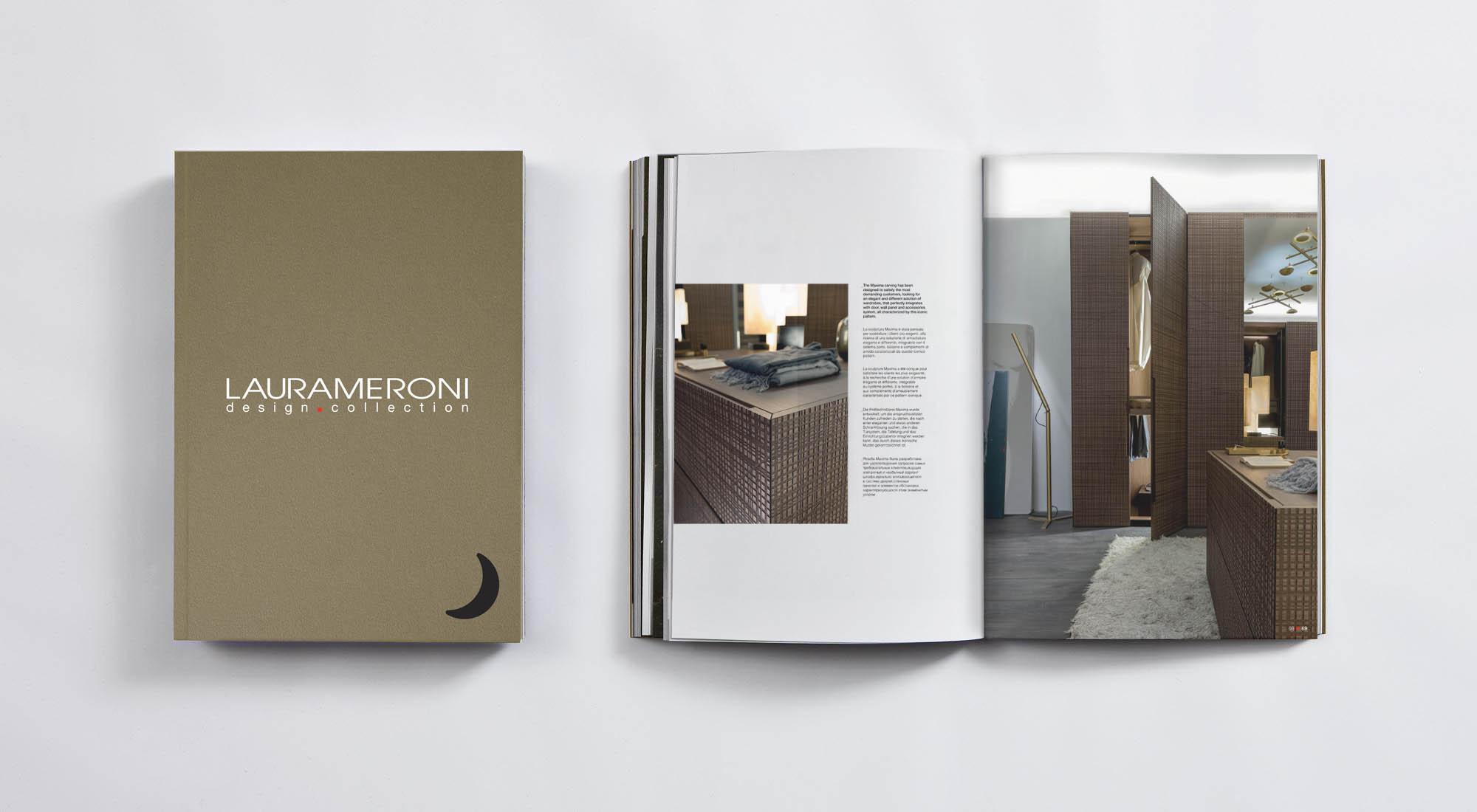 laurameroni luxury high-end bedroom interior design catalogue free download