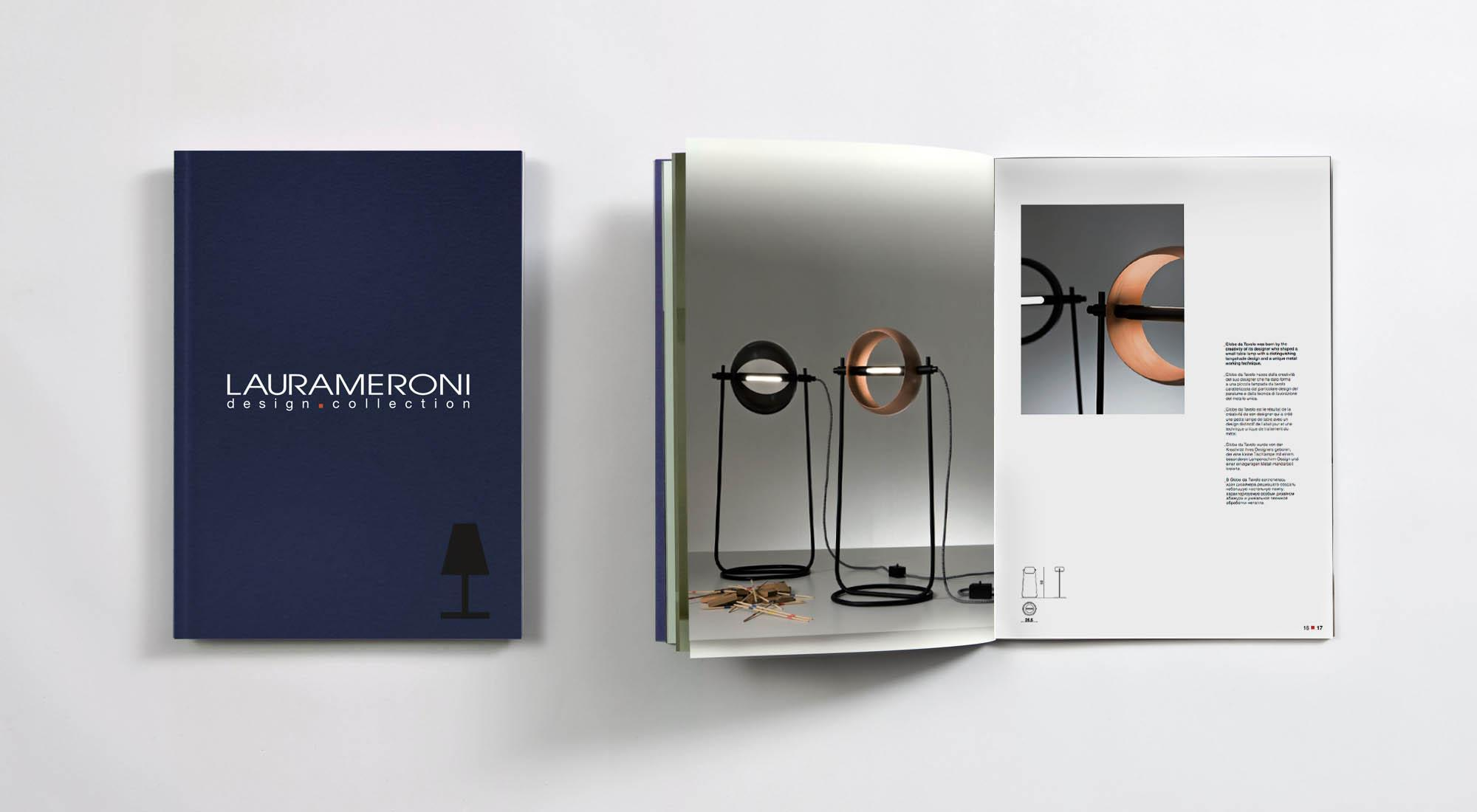 laurameroni design collection luxury lamps catalogue free download