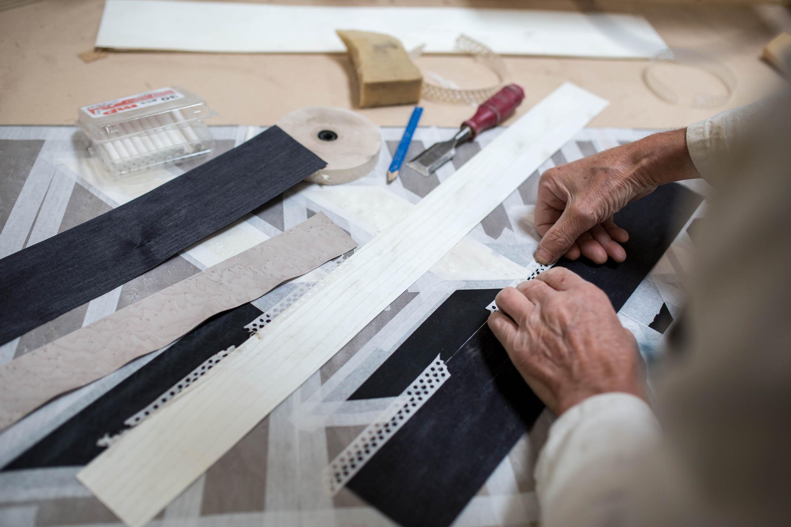 Wooden Handmade Artisanal Made in Italy Craftmanship