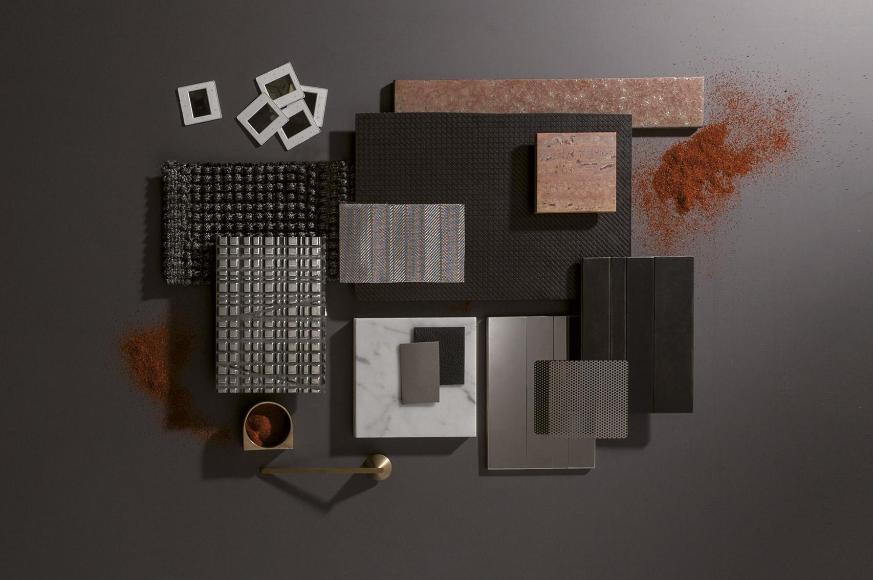 Laurameroni materials, textures, finishes catalogue free download