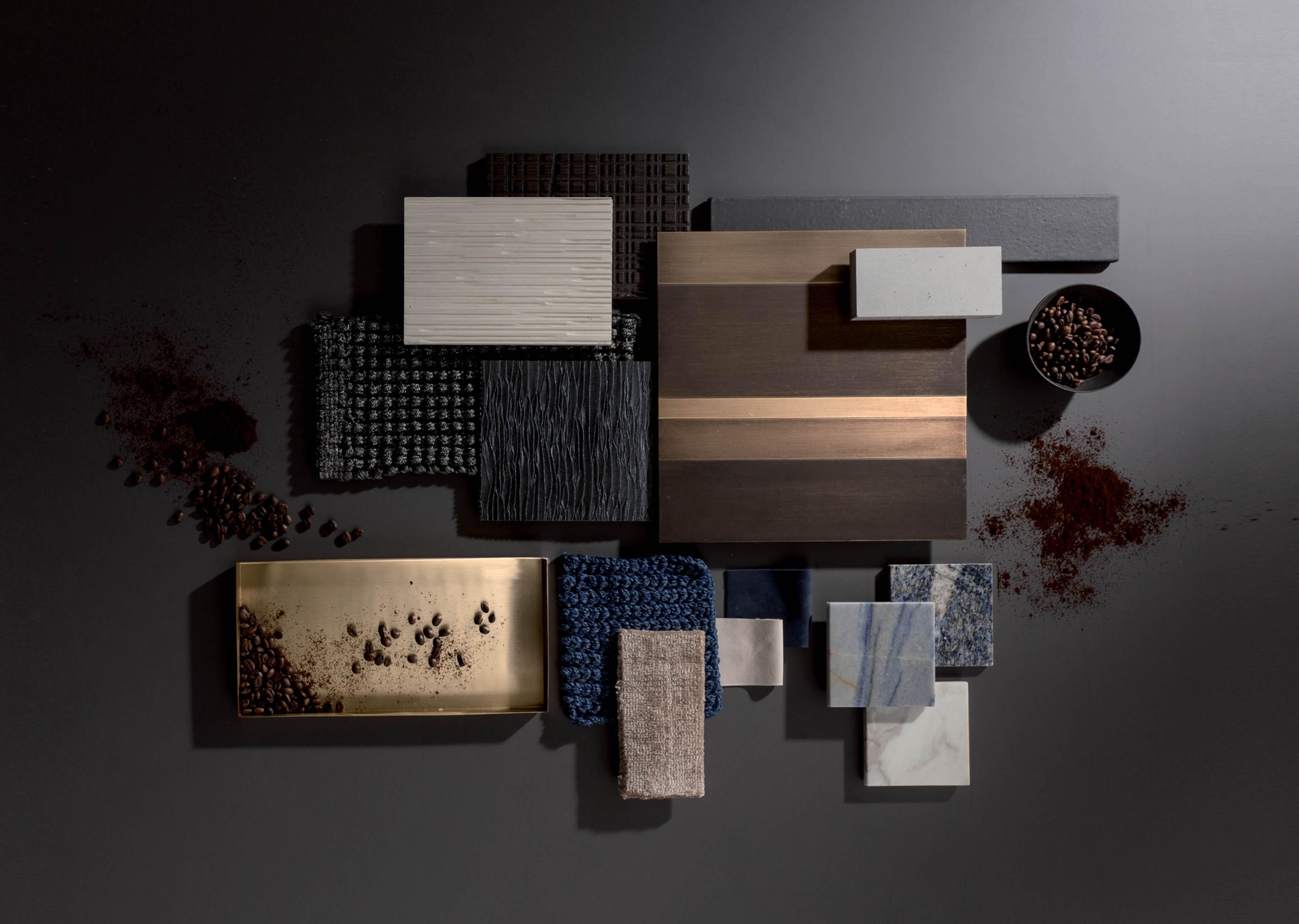 laurameroni moodboard materials for interior decoration